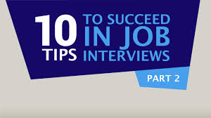 10 tips to succeed in job interviews part 2 career the altran 10 tips to succeed in job interviews part 2 career the altran web tv show