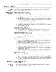 resume examples sample resume for customer service representative   resume examples sample resume for customer service representative in retail additional skills sample