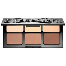<b>Shade</b> + Light Face Contour Refillable Palette - <b>KVD Vegan Beauty</b> ...
