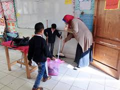 <b>Japanese</b>-<b>Style</b> Education - Spreads to Egyptian Elementary <b>Schools</b>