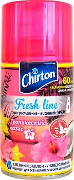 <b>Освежитель воздуха Chirton Fresh</b> line Тропический оазис ...