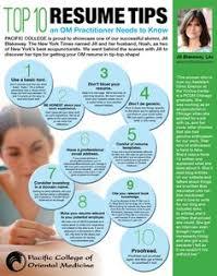 anatomía de un curriculum excepcional  infografia  infographic    resume tips
