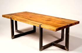 table metal dining top diy