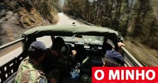 Militares apoiam Proteção Civil em Coimbra e Constância
