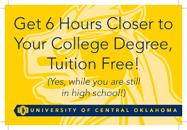 uco concurrent high school students concurrent enrollment of high school students