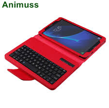 Adjustable protective <b>case keyboard</b> for Galaxy TabA 10.1 T580 585 ...