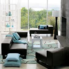 full size of trendy home decorating ideas for fashionable interior on living room blue leather cushion blue dark trendy living room