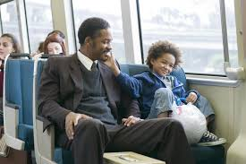 the pursuit of happyness movie review plugged in