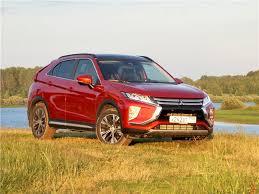 Тест-драйв <b>Mitsubishi</b> Eclipse Cross (поколение I) - Долгожданный