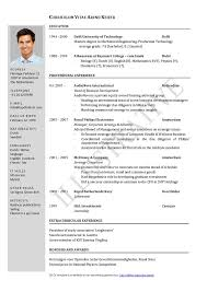 CV Professionals Free Download | ESSAY and RESUME ... Sample Resume, Cv Professionals With Photo Grid Format Feat Education History And Professional Experience Free