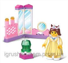 Конструктор <b>SLUBAN</b> «Розовая мечта» | «<b>Трюмо принцессы</b> ...