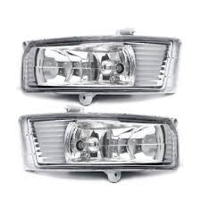 car front bumper fog lights lamps with 9006 bulb <b>55w</b> amber <b>for</b> ...
