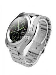 <b>Умные часы NO.1 G6</b> Silver NO.1G6SS