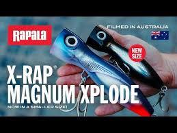 <b>Воблеры Rapala X-Rap Magnum</b> Xplode - купить недорого