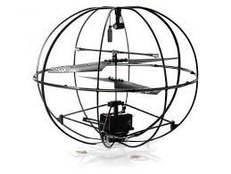 Летающий шар Robotic UFO (<b>вертолет</b> в клетке) с защитой от ...
