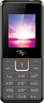 Мобильный <b>телефон ITEL IT5606</b> DS Black - купить <b>кнопочный</b> ...