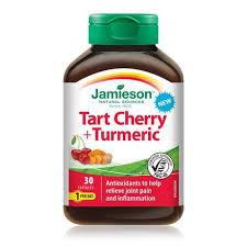 Jamieson <b>Tart Cherry</b> + <b>Turmeric</b> | Walmart Canada