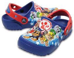 <b>Сабо Boys</b>' <b>Crocs</b> Fun Lab Paw Patrol Clogs - купить в интернет ...