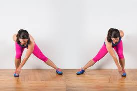 Image result for woman alternating side lunge workout