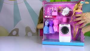 Стиральная <b>машинка</b> для куклы Барби Новый набор Игрушек ...