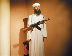 sy hersh and osama bin laden the right and the wrong by ahmed a wax figure of osama bin laden mi281dzyzdroje 2008