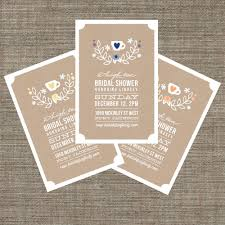 High Tea Kitchen Tea High Tea Bridal Shower Invitation Tea Party Invite For