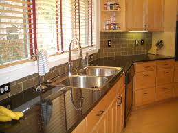 kitchen with laminate countertops backsplash with kitchen countertops and backsplashes mefunnysideup co