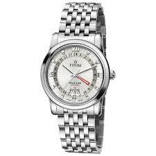 Стоит ли покупать Наручные <b>часы Titoni 94738</b>-<b>S</b>-<b>377</b>? Отзывы ...