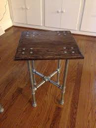 pipe table pipes and irons on pinterest black iron pipe table