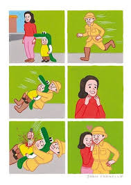 The dark, incredibly f*cked up comics of Joan Cornellà | Dangerous ... via Relatably.com