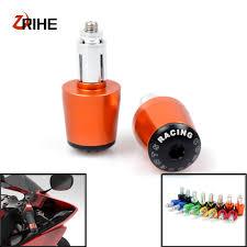 For 22mm 8 color <b>Universal</b> motor Handlebars Grips counterweight ...