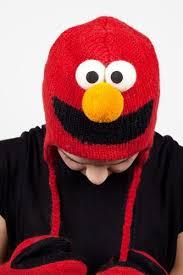 <b>Шапка KNITWITS</b> Elmo (Red) | www.gt-a.ru