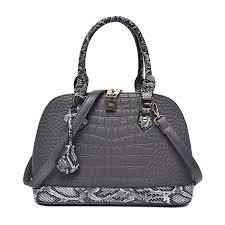 Luxury Fashion Retro <b>100</b>% <b>Genuine Leather</b> Women Shell <b>Bag</b> ...