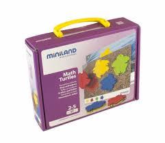 <b>MINILAND</b> Набор для обучения счету с черепашками <b>Miniland</b> ...