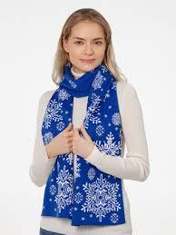 "<b>Шарф</b> ""<b>Snow Fairy</b>"" Teplo 9589181 в интернет-магазине ..."