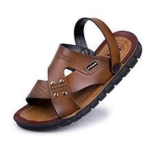<b>Large Size</b> Sandals Summer <b>Men's Shoes</b> Breathable Beach <b>Shoes</b> ...