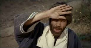 in paul the apostle 2000 we see overlapping images of paul on his horse a bright light obscured by clouds paul falling off his horse and discovering he bruce paul passion lighting