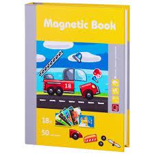 <b>Развивающая игра</b> Юный инженер <b>Magnetic Book</b>