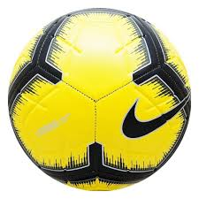 <b>Мяч футбольный NIKE Strike</b>, размер 5, 12 панелей, желтый ...