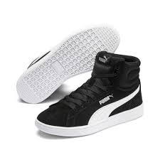 <b>Кеды</b> Puma <b>Vikky v2</b> Mid | Черный | Puma