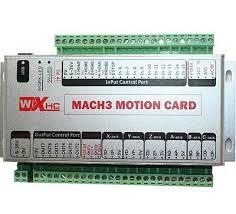 6-Axis Motion Control Card USB2.0 Interface, <b>CNC MACH3</b> USB ...