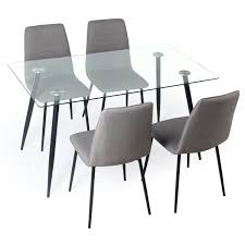 Black And White Kitchen Table Dining Tables Chairs Dining Room Furniture Sets At The Range