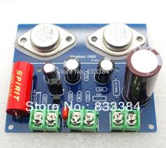 Free shipping New Two channel <b>JLH</b> 1969 A <b>CLASS</b> A amplifier kit ...