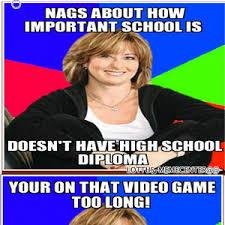Stupid Mom by lottus - Meme Center via Relatably.com
