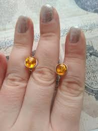 Купить серебряные <b>серьги</b> 82160601 с <b>янтарём</b> от компании ...