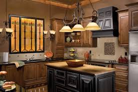 Kitchen Pendant Lights Over Island Kitchen Lighting Unique Wooden Shade Pendant Lamp For Kitchen