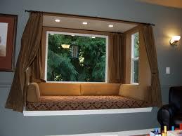 window storage seats