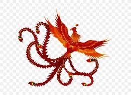 China <b>Phoenix</b> Fenghuang Chinese Dragon Symbol, PNG ...