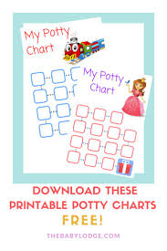 images about potty training these potty reward charts to make potty training a fun process for your