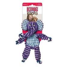 """<b>Kong Floppy Knots Игрушка</b> для собак """"Слон"""" большой 36х19 см ..."""